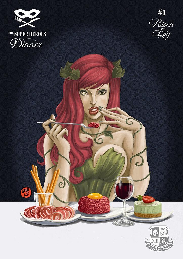 SHD#1 - Poison Ivy