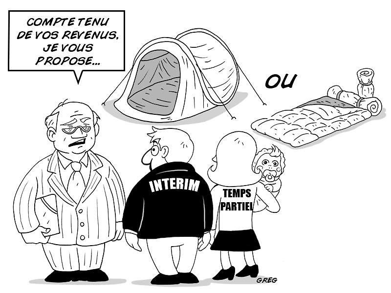 illustration pour un film institutionnel sur le Programme Local de l'Habitat de Metz Metropole.