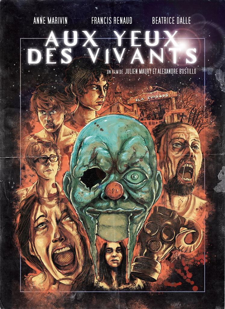Aux yeux des Vivants poster