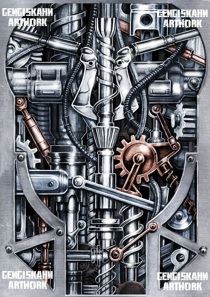 illustration mécanique