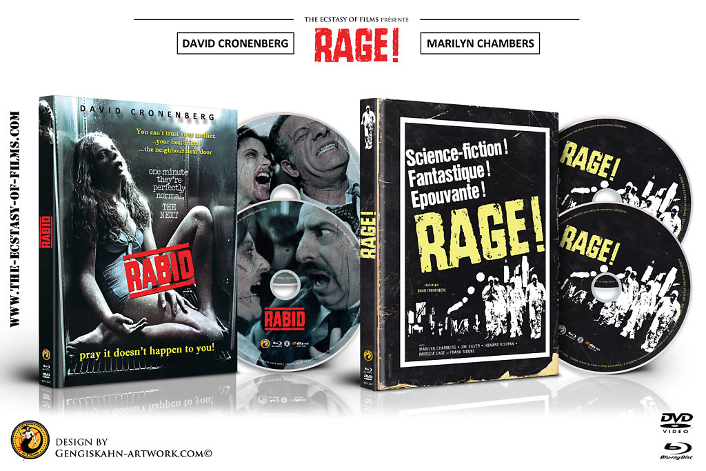 RAGE de David Cronenberg