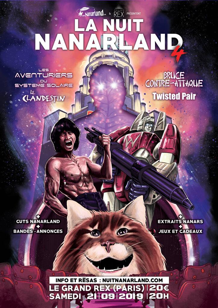 La Nuit Nanarland #4