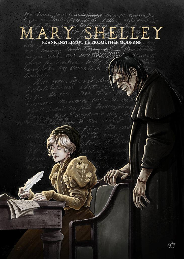 Mary Shelley- Frankenstein